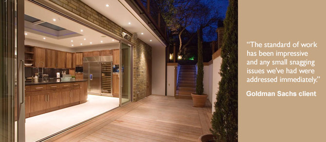 House Extensions Moorgate